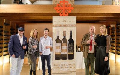 Bodegas Naranjo presenta sus vinos Lahar de Calatrava
